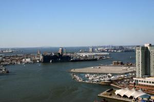 Baltimore port